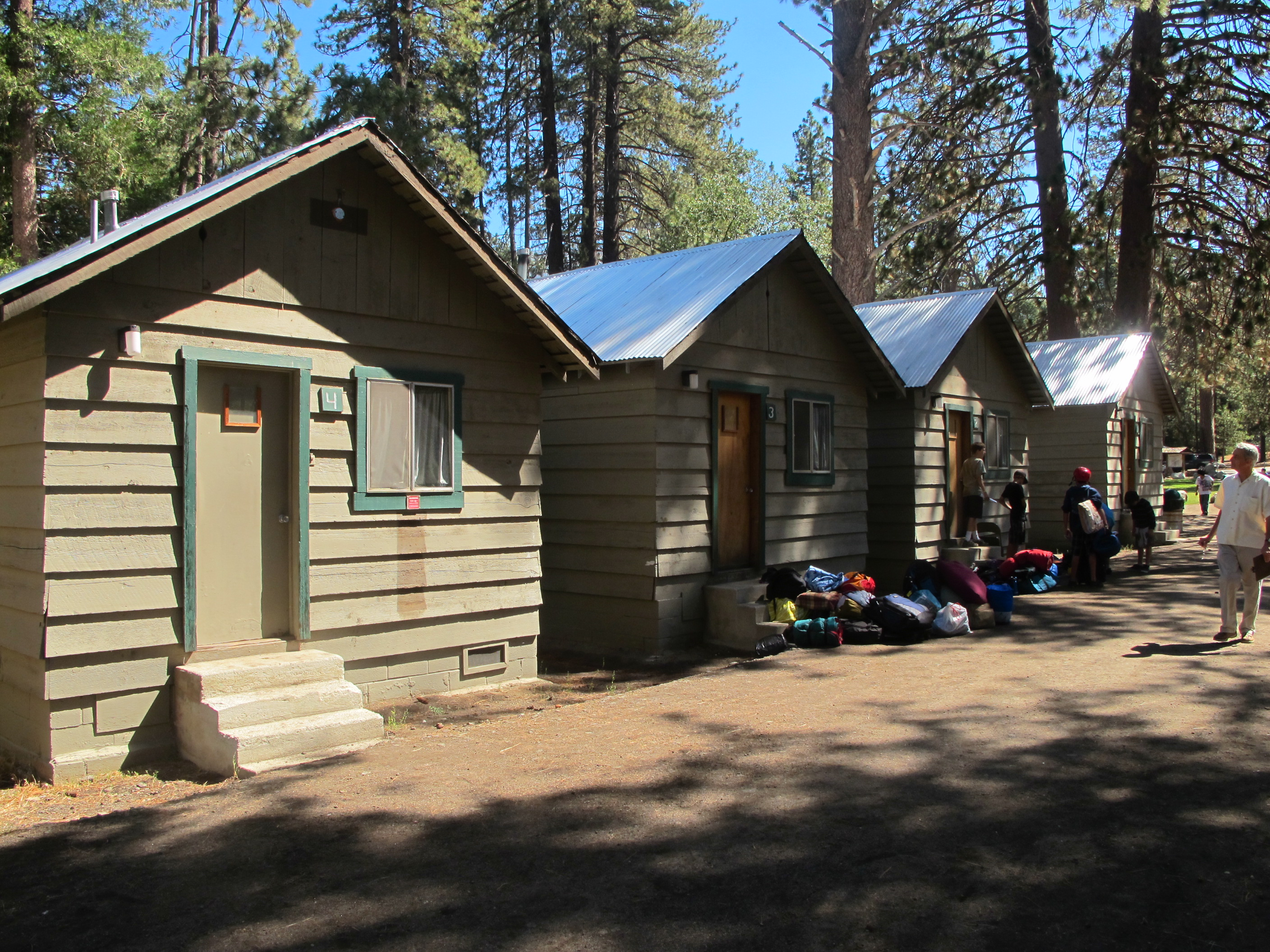 Summer Camp Cabins Bing Images